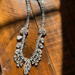 Perfection! J-crew statement necklace.